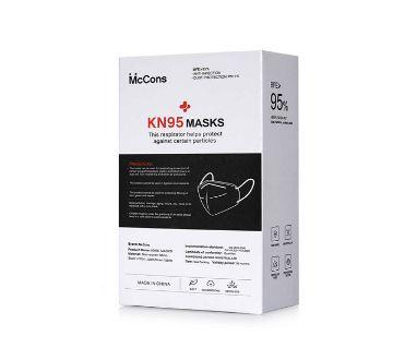 Mc Cons KN95 Mask 10 Pcs Box