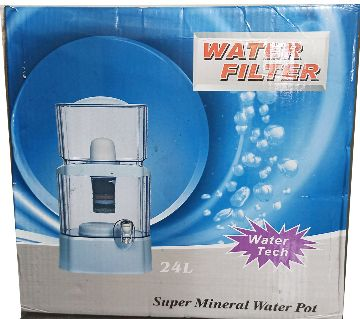 Super Mineral Water Purifier Filter 24 Liter