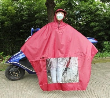 Scooter raincoat cover