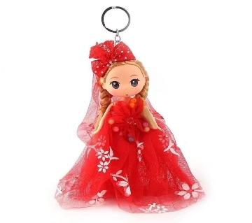Keyring doll