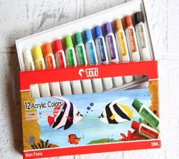 TiTi Acrylic Colors