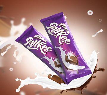 Milkee Milk Chocolate  24Pcs-BD