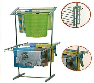 multifunctional mobil folding rack- mc