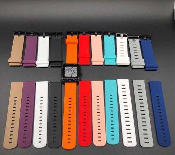 Amazfit Bip /Pace Silicone Strap  Multicolour
