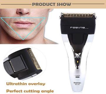 KEMEI KM-1720 Rechargable Shaver