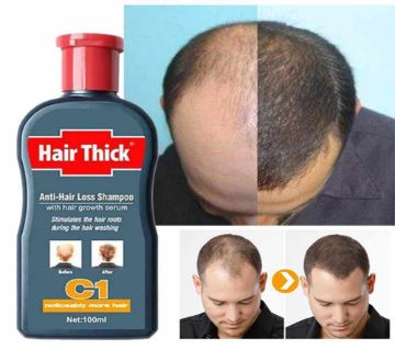 Hair Thick C1 anti hair loss shampoo
