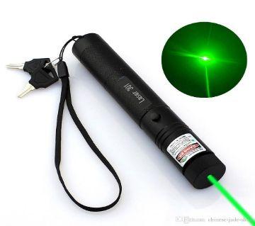 Green Laser Light / mc