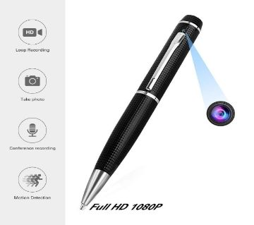 HD 720P Mini Pen Camera / mc