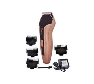 Kemei Waterproof Professional Trimmer With Clipper For Men KM-5015 / mc