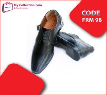 Leather formal shoe  for men