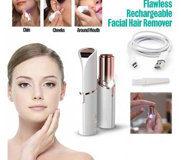Flawless Rechargeable Facial Hair Removal