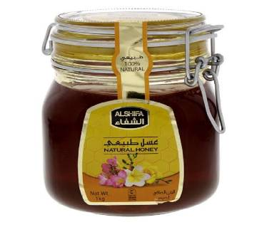 ALSHIFA Natural Honey, 500 gm Dubai