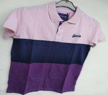 Export Quality half sleeve  Polo-Shirt for Men