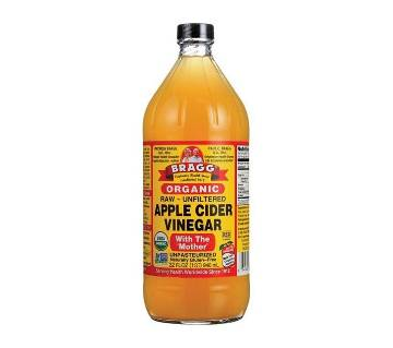 Apple Cider Vinegar with Mother (Raw ), 946 ml-bd