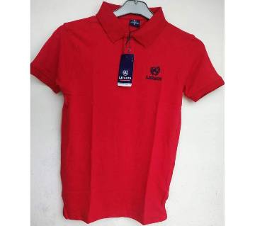 half sleeve Export Brand cotton polo-Shirt for Men