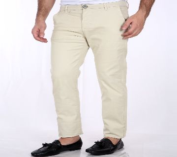 Chinos pant for men-02-white