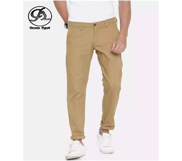 Chinos pant for men-03-brown