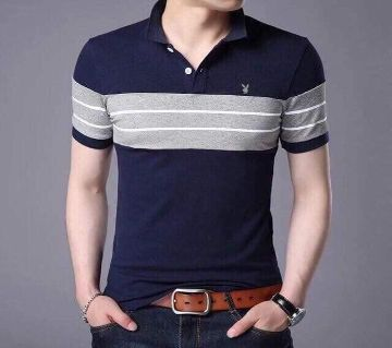 Cotton Polo T-shirt for Men