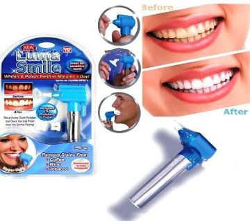 smile tooth cleaning kit