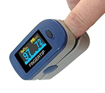 Genuine pulse oximeter