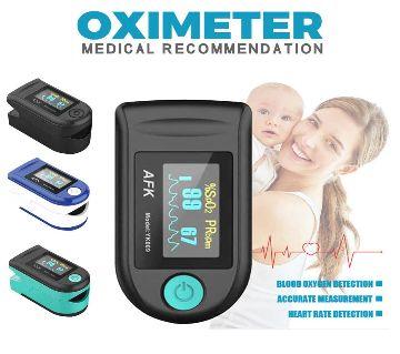 AFK Finger Pulse Oximeter - OLED - Heart Rate - SpO2