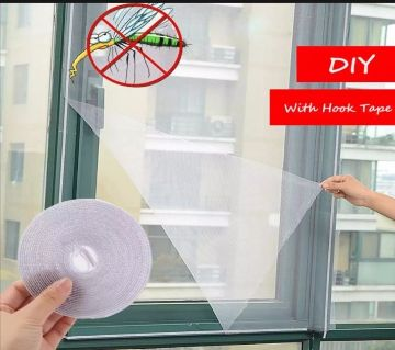 DIY Flyscreen Curtain Insect Fly Mosquito Bug Window Mesh Screen