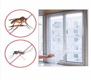 Anti Mosquito Net For Window ( Elastic Sweeing) 5/6 Feet