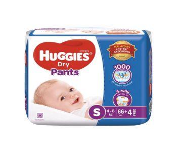 Huggies Dry Pants Small-Malaysia