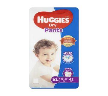 Huggies Dry Pants EXTRA LARGEMalaysia.
