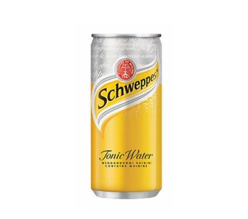 Schweppes Tonic Water 320 ml Malaysia