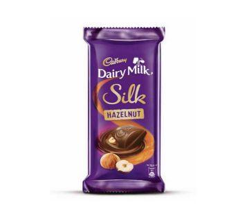 Cadbury Dairy Milk Silk Hazelnut 143 GM Malaysia