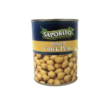 SAPORITO BOILED CHICKPEAS 400 GM Italy