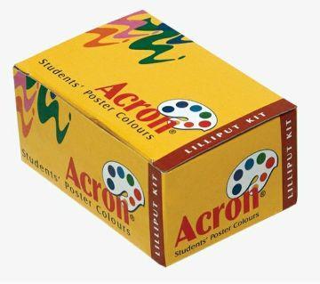 Acron Students Poster Colours Lilliput Kit 60 ml