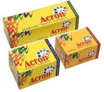 Acron Students Poster Colours Gulliver Kit 120 ml