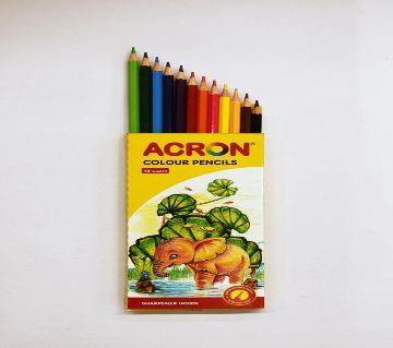 Acron Colour Pencil ( 12 Colours )