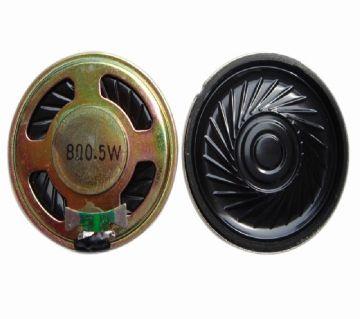 Speaker 0.5 Watt 8 Ohm Impedance ( 5 Pcs)