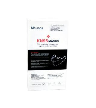 KN95 McCons Mask 10 pcs