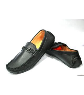 leather loafer for men