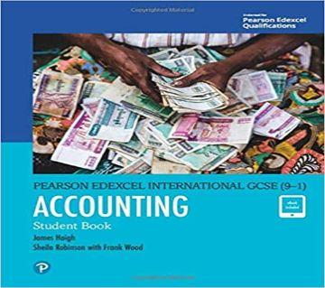 Edexcel International GCSE (9-1) Accounting SB