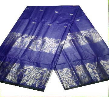 Blue Cotton Lungi for Menb