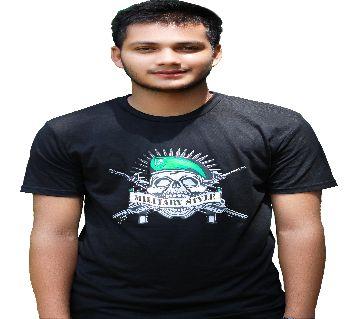 Unique Military style Design For Mens Cotton t-shirt