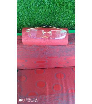 cartier  glass frame -Copy