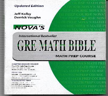 Nova s GRE math prep course