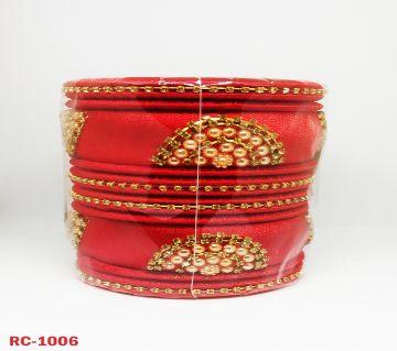 Bangles with churi