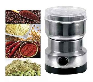 Electric Nima Spice Grinder - Silver