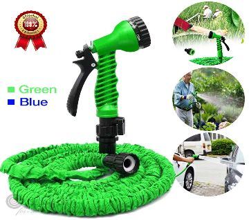 Magic Hose Pipe 100 ft- Green or Blue