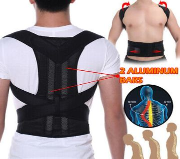 Back Brace Support for Upper Back Pain Relief unisex design for man and woman