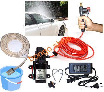 High Pressure Bike and Car Washing Water Pump Motor Set, AC & DC,Bike Wash,   , WASHER,Water speed Water Pump, Mini speed Pamp