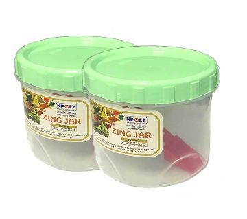 Spice Jar 0.5 Litre - 2 pcs