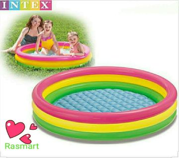 Baby Bath Tub Water pool Multi-color 32